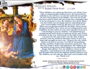Medjugorje Message from the Blessed Virgin Mary, February 2, 2018